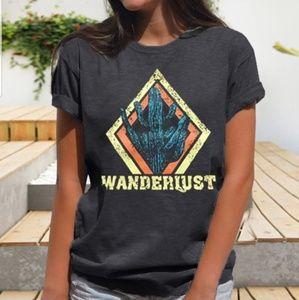 Cactus Graphic t-shirt Tee